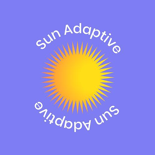 Sun-adaptive Lenses