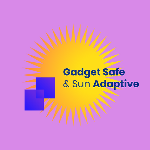 Gadget Safe Sun-adaptive Lenses