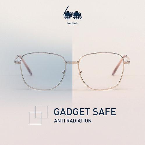 Miles gadget safe frame