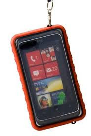 Protection waterproof pour telephone KRUSELL