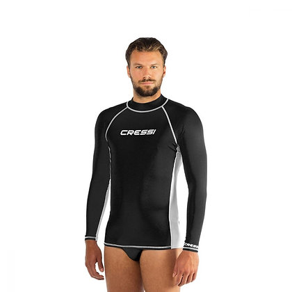 Rash Guard CRESSI Homme - Manches Longues