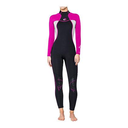 Combinaison nage Nixie BARE 3/2 sport femme