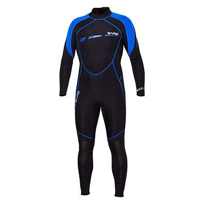 Combinaison BARE Sport S Flex Full 3/2  homme