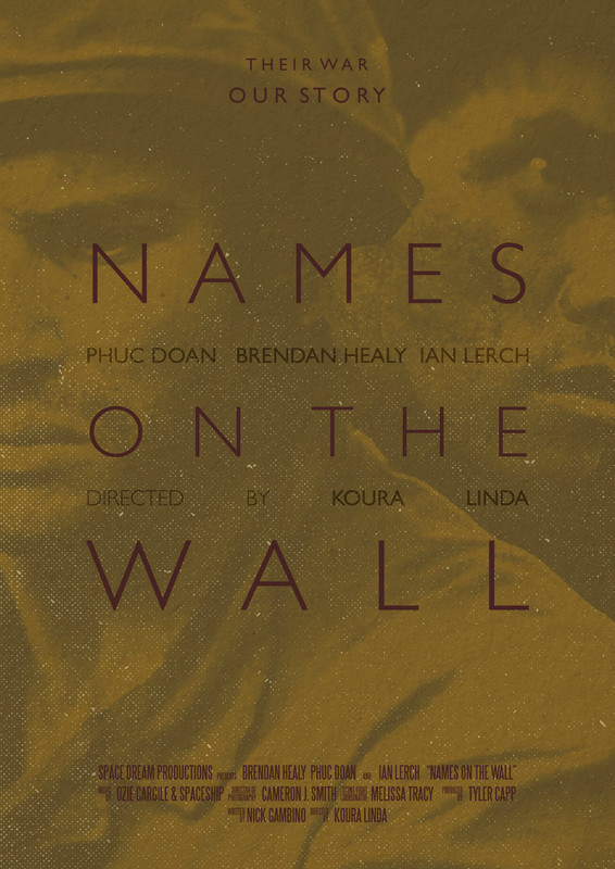 Names On The Wall: Short Film