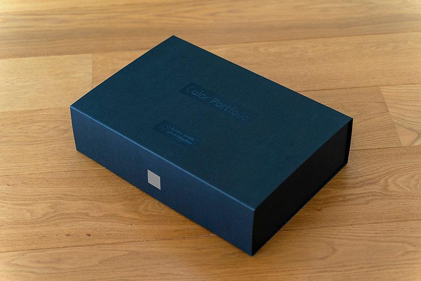 Portfoliolaatikko Mustavalkoinen