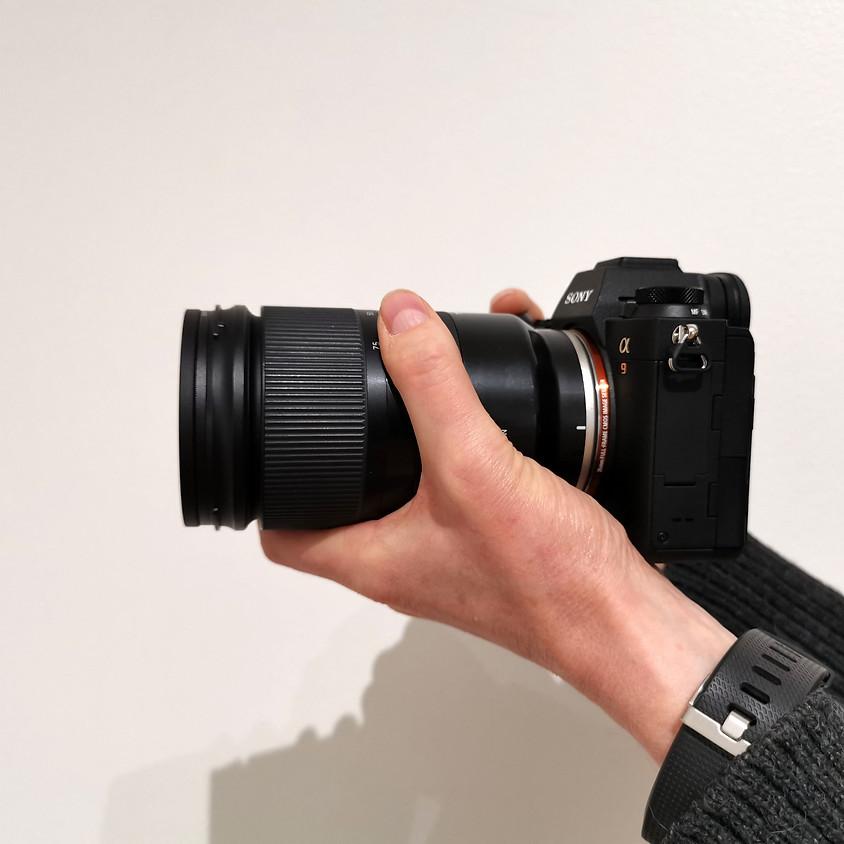 Valokuvauksen perusteet -kurssi