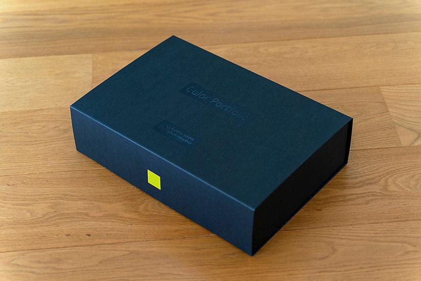 Portfoliolaatikko Keltainen