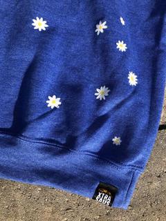 Floral Crewneck Detail