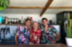ALOHA Tropical Café / équipe / Hawaï / Poke Bowls / Poke Bowl / Açaí Bowl / Petit déjeuner / Dessert / Goûter / Déjeuner / Plats maison / Desserts maison / Boissons maison / Bienfaits / Produits bio / Restaurant/ Cuisine hawaïenne / Spécialités Hawaïennes / Food porn / Fresh food / Homemade / Organic / Health / Healthy /Healthy life / Healthy food / Healthy drinks / Healthy eating / Vegan / Vegetarian / Life style / Surf reunion / Surfer food / Reunion island / Trois Bassins / Réunion