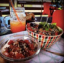 ALOHA Tropical Café / Poke Bowl ALOHA / Poke Bowl tartare soja gingembre / Hawaï / Poke Bowls / Poke Bowl / Déjeuner / Plats maison / Boissons maison / Bienfaits / Produits bio / Restaurant/ Cuisine hawaïenne / Spécialités Hawaïennes / Jus de fruits frais / Food porn / Fresh food / Homemade / Organic / Health / Healthy /Healthy life / Healthy food / Healthy drinks / Healthy eating / Vegan / Vegetarian / Life style / Surfer food / Fresh juice / Poke / Poke bowl aloha / Reunion island / Trois Bassins / Réunion