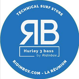 Hurley / Ridinbox / Surf / Skatesurf / Hurley 3 Bass