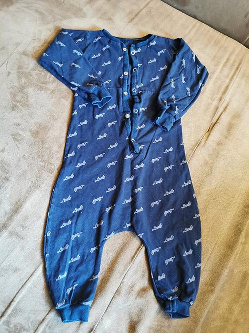 Schlafanzug Größe 86