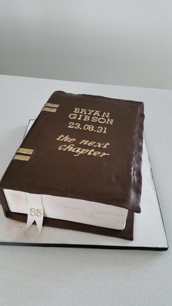 The Book of Life Celebration Cake