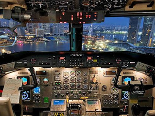 Prefiro pilotar um avião
