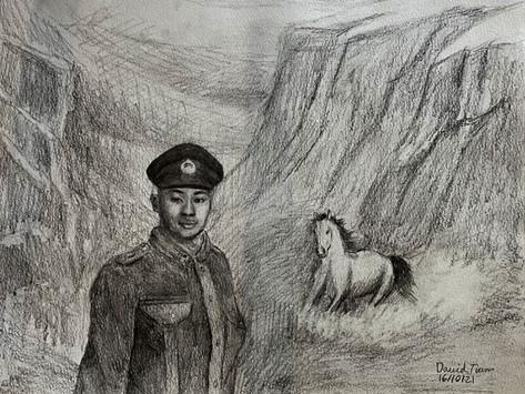 《华童画二战》手绘本项目启动!                        - 再现被忽略的生命和历史