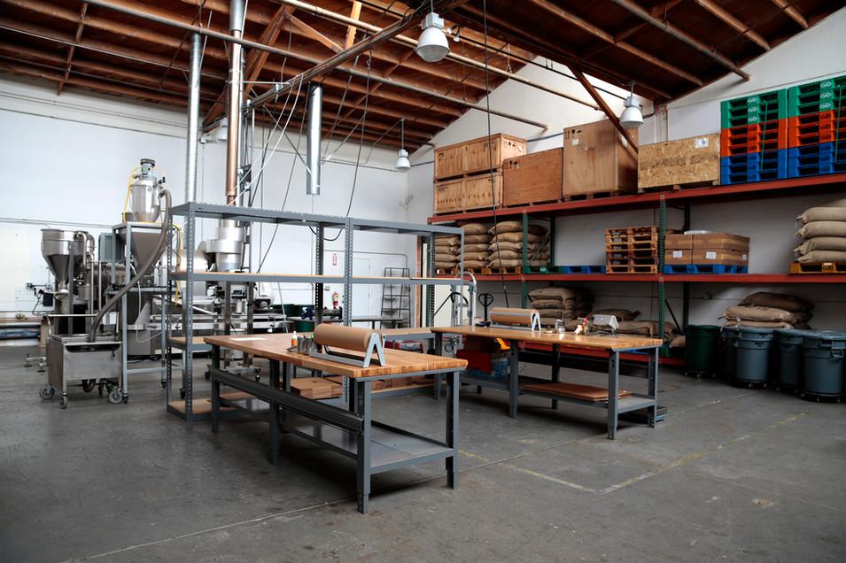 The Roasting Facility