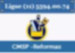 cmsp reformas de playground -logotipo