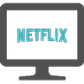 NETFLIX with pc free icon.png