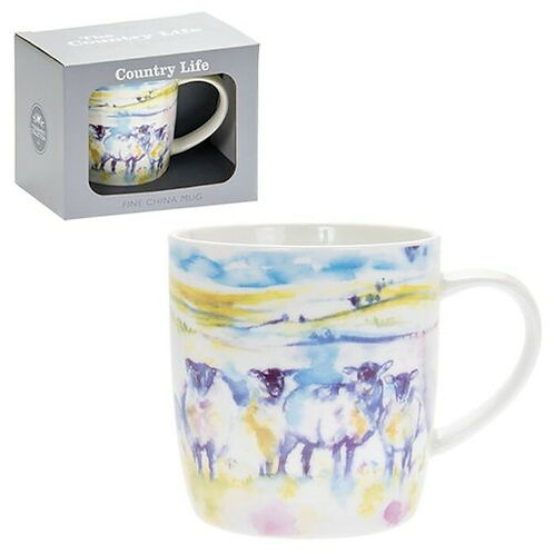 Country Life - Sheep Mug