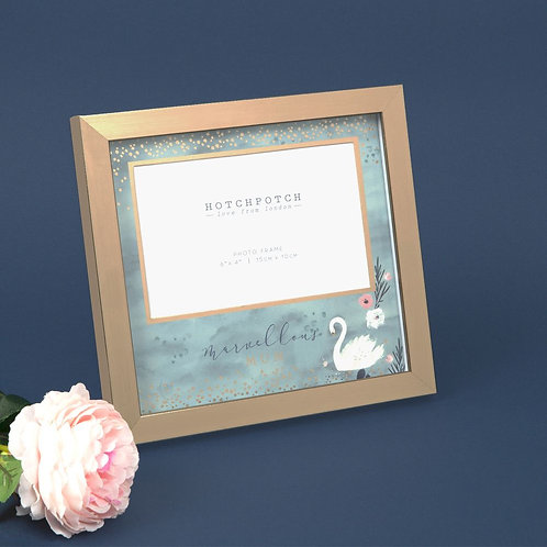 Marvellous Mum - Photo Frame