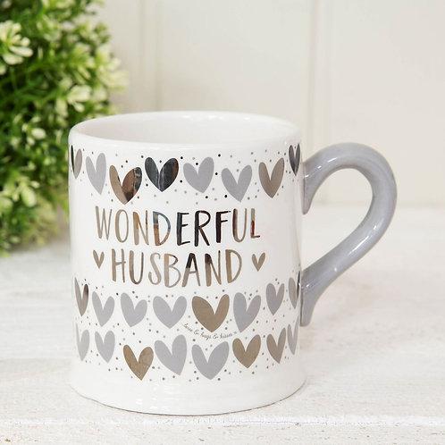 Wonderful Husband - Mug