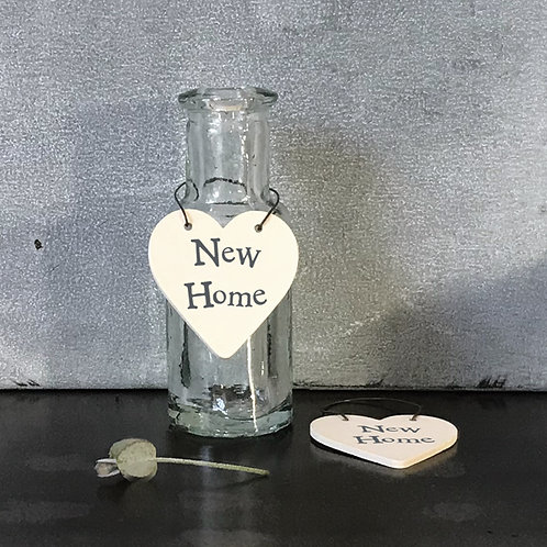 East Of India - New Home Mini Heart