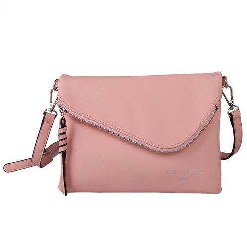 Red Cuckoo - Pink Cross Body Bag