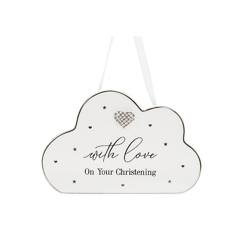 Christening - Mad Dots Sign