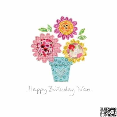 Nan Birthday Card