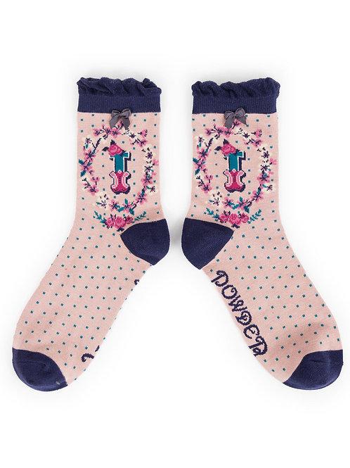 Powder UK - A - Z Socks -I