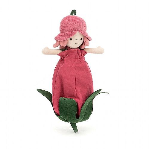 Jellycat - Rose Petalkin Doll