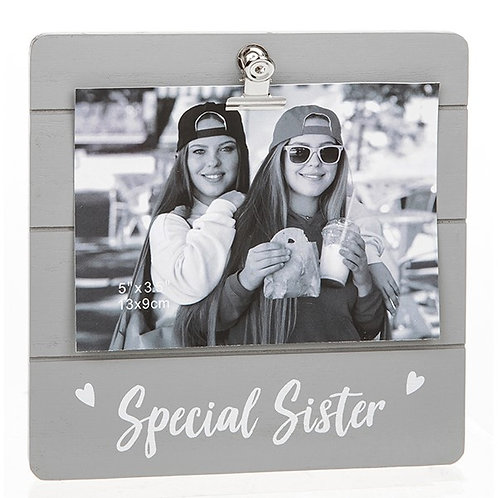 Sister - Clip Frame