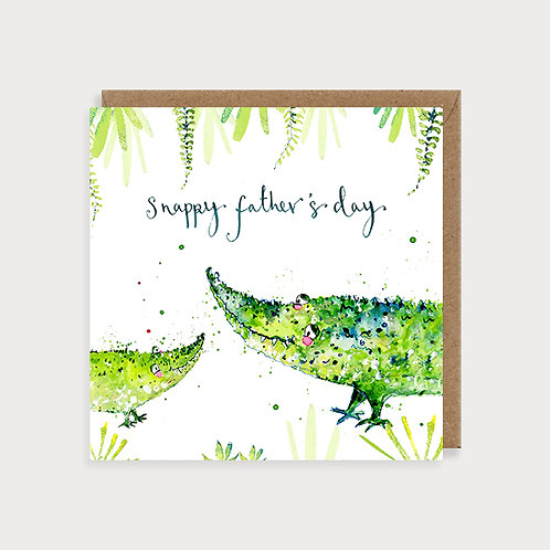 Crocs - Father's Day Card