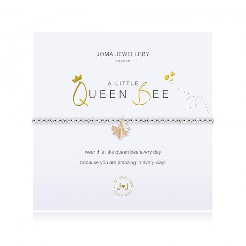 JOMA JEWELLERY - 'A Little' Queen Bee Bracelet