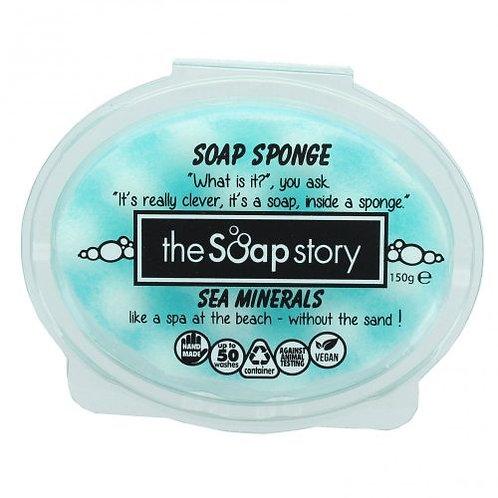 Sea Minerals - Soap Sponge