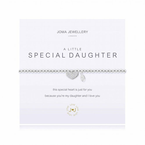 JOMA JEWELLERY - 'A Little' Special Daughter Bracelet