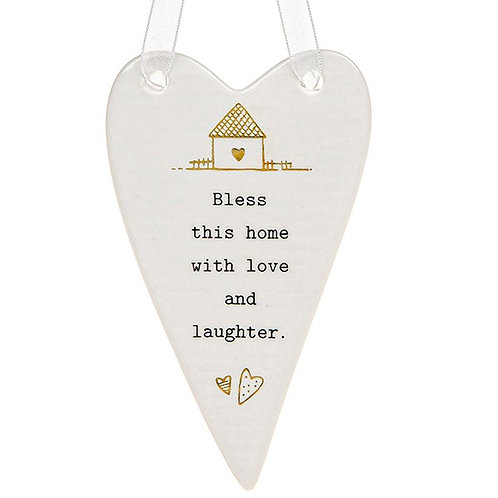 Home - Thoughtful Words Hanging Heart