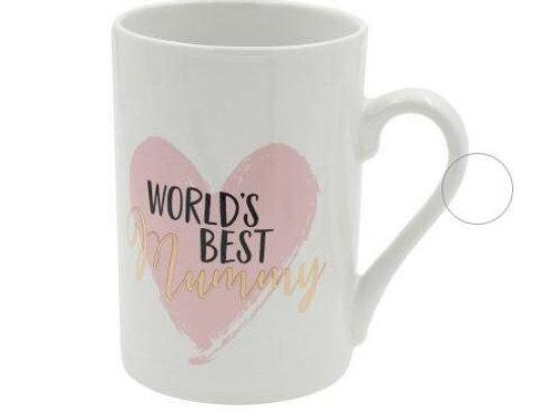 Mummy - World's Best Mummy Mug