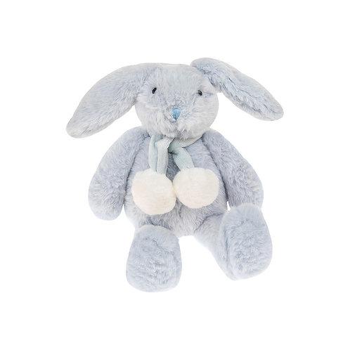 Blue - Doodles Soft Bunny