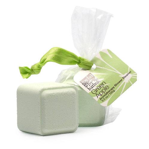 Joyful Shower Steamer - Green Apple