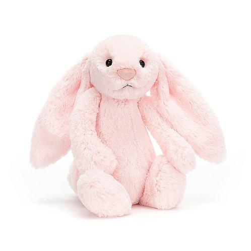 Jellycat - Bashful Pink Bunny (Med)