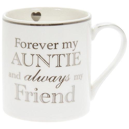 Forever My Auntie - Mug