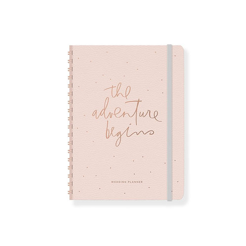 The Adventure Begins - Wedding Planner