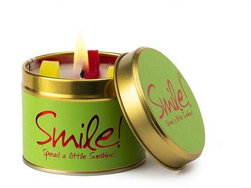 Lily Flame - Smile Candle