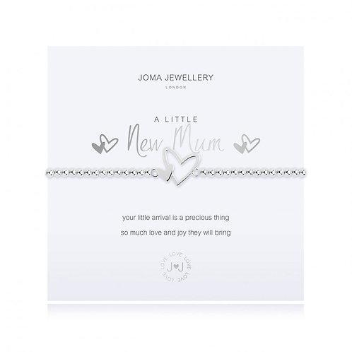 JOMA JEWELLERY - 'A Little' New Mum Bracelet