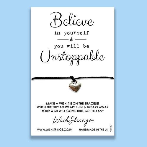 WishStrings - Believe In Yourself
