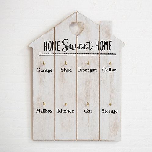 Home Sweet Home - Key Rack