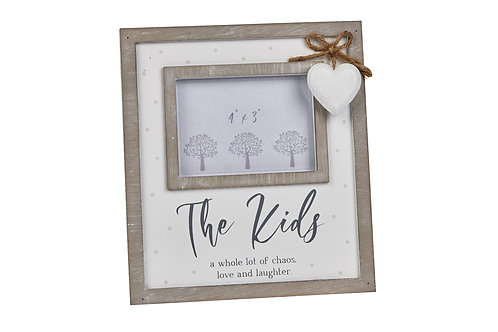 'The Kids' Photo Frame