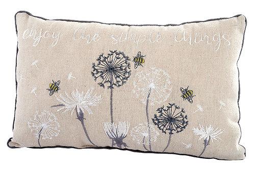 Enjoy The Simple Things Cushion