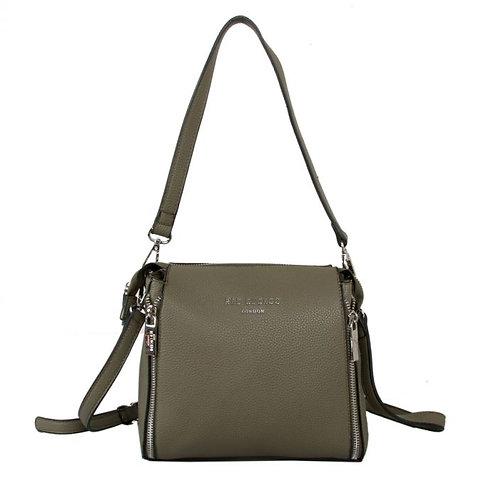 Red Cuckoo - Green Shoulder Bag